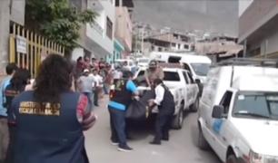 Independencia: capturan a sicario de 14 años que asesinó a policía