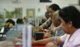 Trabajadores del Banco de la Nación realizarán un paro nacional el 8 y 9 de marzo