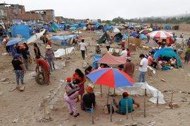 VES: invasores vuelven a terreno del que fueron desalojados