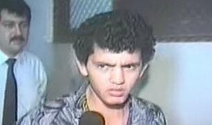 Fallece 'Cojo Mame': se encontraba recluso en el penal de Challapalca
