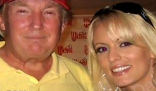 EEUU: actriz porno revelaría encuentro sexual con Trump