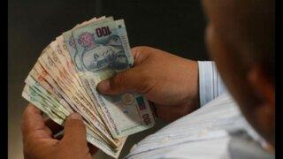 Ejecutivo decidirá aumento de sueldo mínimo