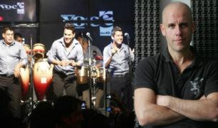Gian Manco escribió 'El ritmo de mi corazón' para el Grupo 5