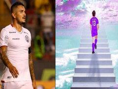 """""""Loco"""" Vargas lamentó inesperada muerte del capitán del Fiorentina"""