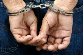 SJL: capturan a delincuentes que robaron extintor industrial valorizado en 15 mil dólares