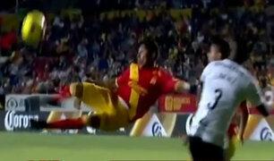 ¿La 'tijera' de Raúl Ruidíaz es comparable a la 'chalaca' de CR7? [VIDEO]