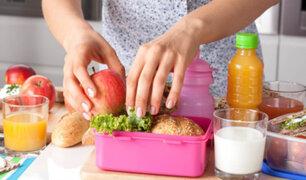 Consejos para hacer de la lonchera escolar un buen aliado en la alimentación