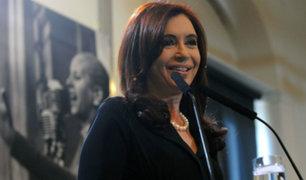 Argentina: Cristina Fernández de Kirchner irá a juicio oral