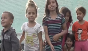 Conoce la historia de los niños venezolanos que viven en un albergue de SJL