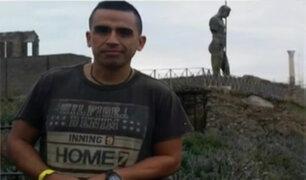 Buscan a peruano desaparecido en Colombia desde hace 16 días
