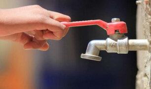 Restringen servicio de agua potable en Ate