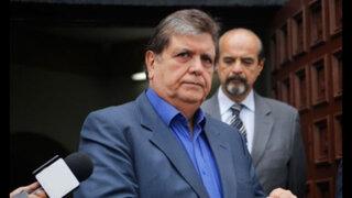 Alan García: el caso penal que lo llevó a pedir asilo político