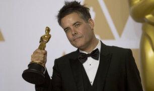 ¡Y el Óscar llegó a Chile!