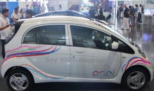 Gobierno peruano dará facilidades para la compra de autos eléctricos