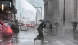 Estados Unidos volvió a ser azotada por tormenta invernal