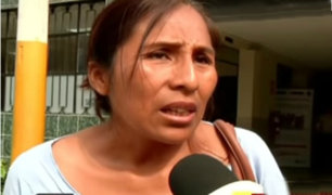 Menor desaparecida: madre acusa a policías de negligencia
