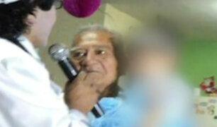 Anciano queda en coma tras ataque con ladrillo por defender a una mujer