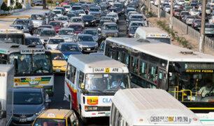 La de nunca acabar: la ley del caótico tráfico de la ciudad de Lima