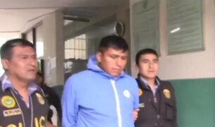 Huancayo: capturan a tres sujetos que intentaron secuestrar a poblador