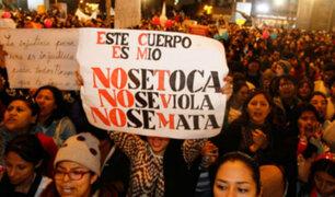Colectivos realizarán marcha por el Día Internacional de la Mujer