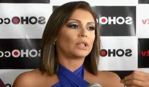 Karla Tarazona rompe su silencio tras comprometedor video con misterioso sujeto
