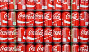 Coca cola responde tras denuncia de Indecopi