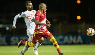Sport Huancayo derrotó 3-0 a Unión Española y avanzó de fase en Copa Sudamericana