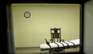 Carolina del Sur aprueba la silla eléctrica, debido a la falta de inyecciones letales