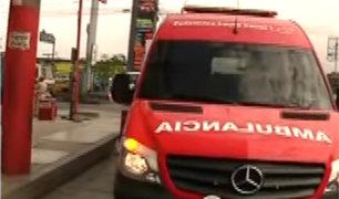 Paramédico que fue detenido por PNP cuando atendía emergencia se pronuncia