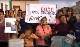 Puente Piedra: residentes de condominio no tienen agua desde hace 7 años