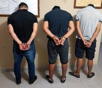 Callao: capturan sujetos que robaron un camión con electrodomésticos