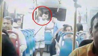Asaltos en buses van en aumento: choferes y pasajeros se juegan la vida