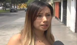Surco: mujer se enfrenta a su acosador y lo persigue