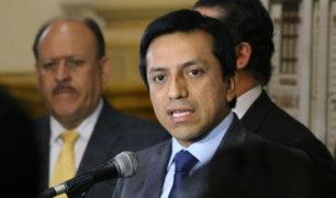 Oficialistas denunciarán ante el TC modificación de moción de censura y cuestión de confianza