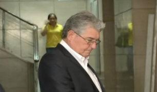 """Ricardo Briceño: """"Yo nunca he recibido dinero del señor Odebrecht"""""""