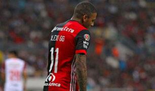 Alexi Gómez: Directivos del Atlas se pronunciaron sobre su situación en el club