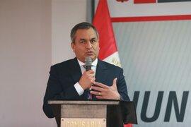Ministro Romero: Equipo especial reforzará seguridad ciudadana en La Libertad