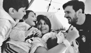 Lionel Messi se convierte en padre por tercera vez con el nacimiento de Ciro