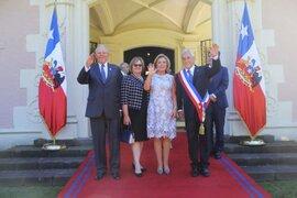 PPK desea éxitos a Piñera y confía que relación con Chile se consolide
