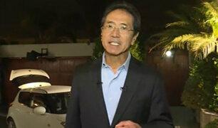 José Domingo Pérez sustentó pedido de prisión preventiva contra Jaime Yoshiyama