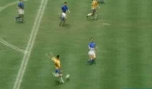 Los  diez mejores goles de Brasil en los mundiales