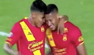 Peruanos en el extranjero: Morelia vence a Santa Cruz en la liga mexicana