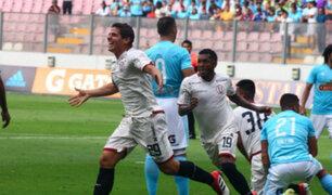 Universitario empató 1-1 con Sporting Cristal por el Torneo de Verano