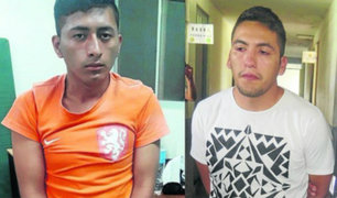 Trujillo: reconstruyen asalto a microbús donde hirieron a un policía
