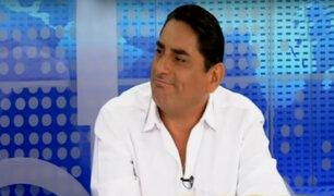 Carlos Álvarez: humorista es el nuevo precandidato a alcaldía de Lima