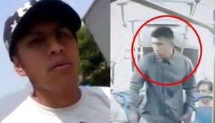 Trujillo: se entregó tercer delincuente que participó en asalto a bus