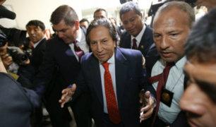 """Mercedes Aráoz garantiza """"firmeza y celeridad"""" en proceso de extradición contra Toledo"""