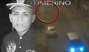 La Victoria: revelan video de asesinato de joven en el jirón Mendoza Merino