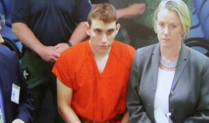 EEUU: fiscales de Florida demandan la pena de muerte para Nikolas Cruz