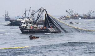 Arequipa: dos embarcaciones pesqueras chocaron en altamar